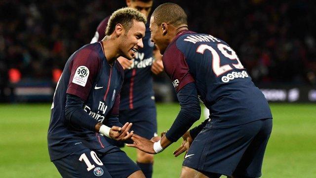 هفته چهارم لیگ فرانسه با یکه تازی PSG و شکست موناکو