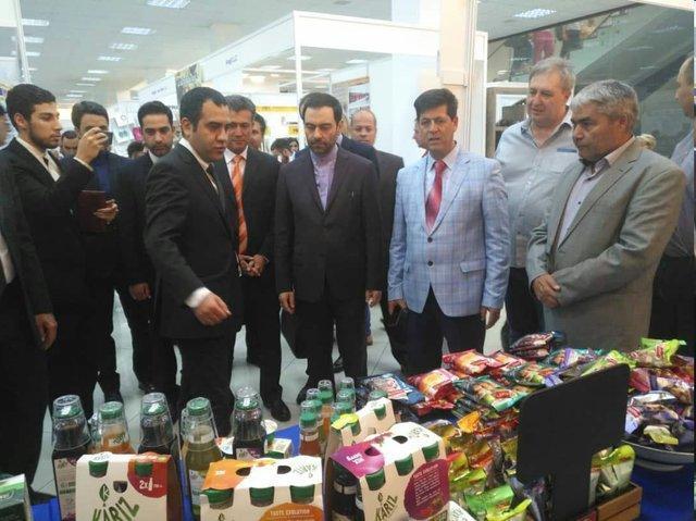 حضور شرکت های ایرانی در نمایشگاه اکسپو ایروان 2018