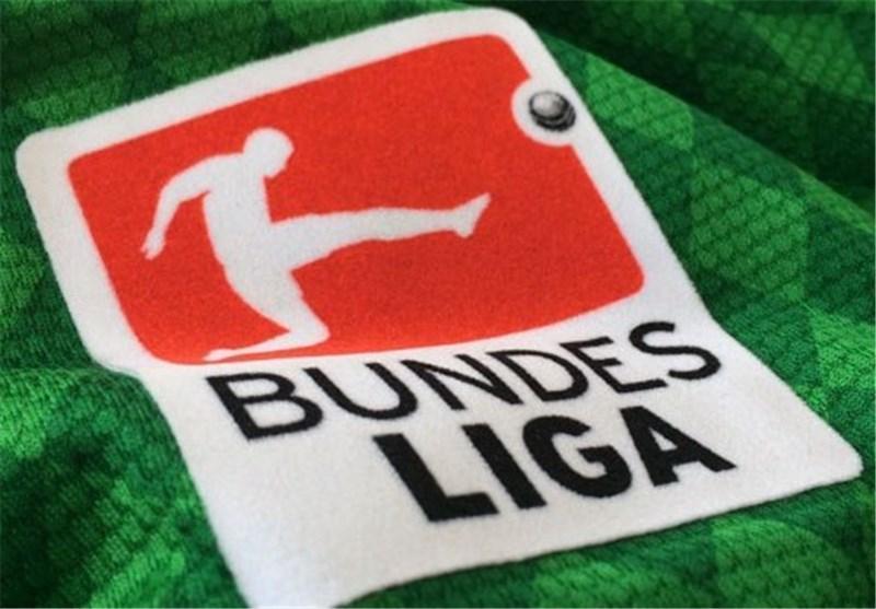 فوتبال دنیا، جدول رده بندی بوندس لیگا در انتها شب دوم هفته چهارم