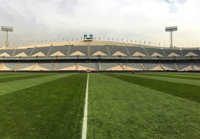 تامین هزینه بازسازی استادیوم آزادی برعهده پرسپولیس نیست