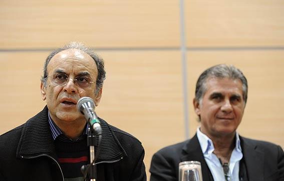 ترابیان: قرار بود فالکائو پس از دیدار برابر ایران، از فوتسال خداحافظی کند