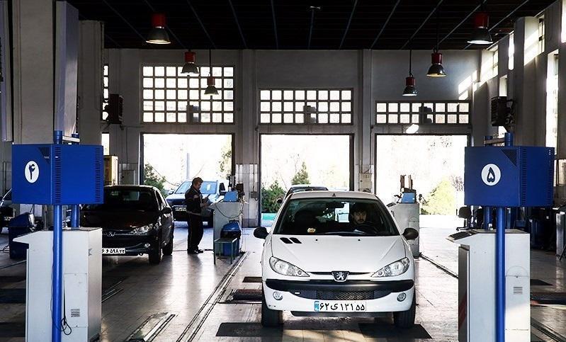 مدیرعامل ستاد معاینه فنی تهران : 26 درصد خودرو ها در معاینه فنی مجدد رد شدند