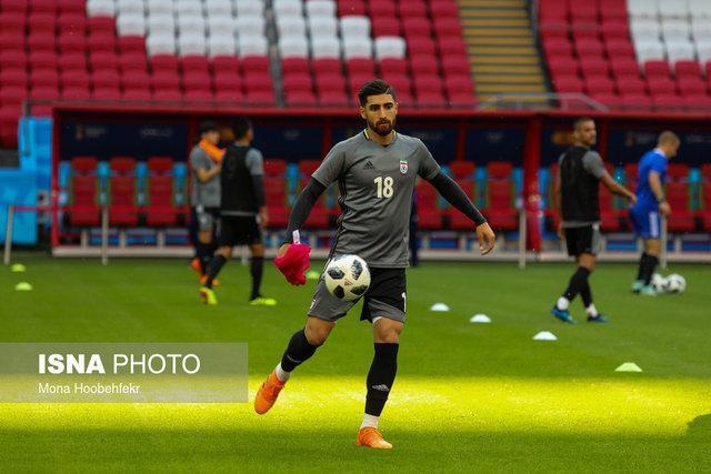 تلگراف هلند: ایران، کره و ژاپن مدعیان قهرمانی، جهانبخش ستاره جام