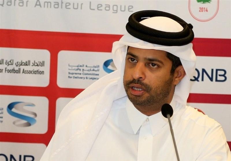 ناصر الخاطر: 48 تیمی شدن جام جهانی همچنان در حال آنالیز است، جام میان قاره ای را برگزار می کنیم