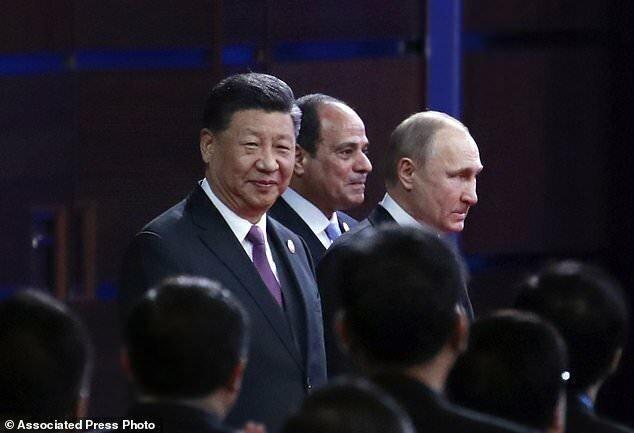 پروژه ای که چین را قدرت اول دنیا می نماید