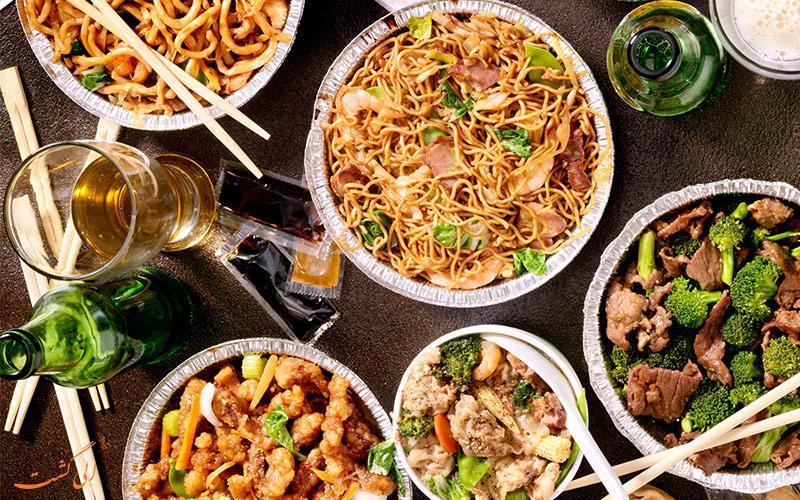 آشنایی با رستوران های ارزان پکن