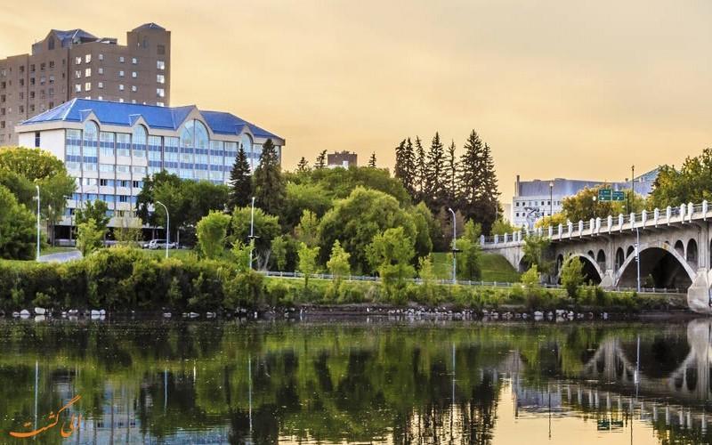 معرفی هتل 3 ستاره پارک تون ساسکاتون کانادا