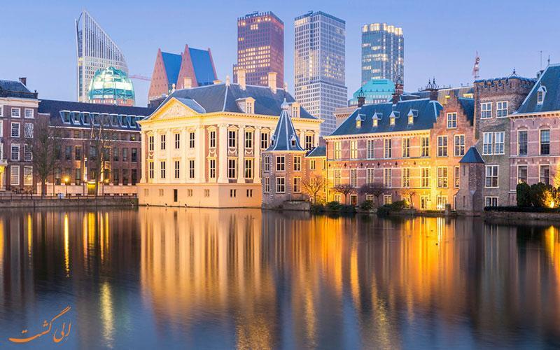 دن هاخ، نام واقعی شهر لاهه در هلند!