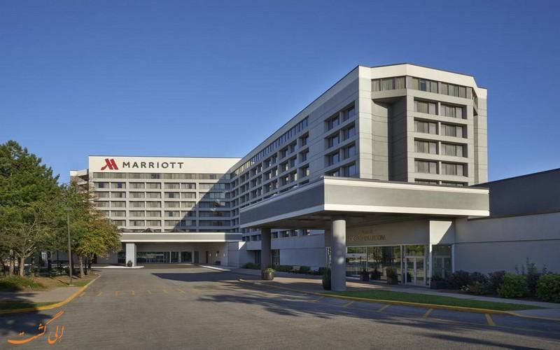 معرفی هتل 4 ستاره مریوت ایرپورت تورنتو کانادا