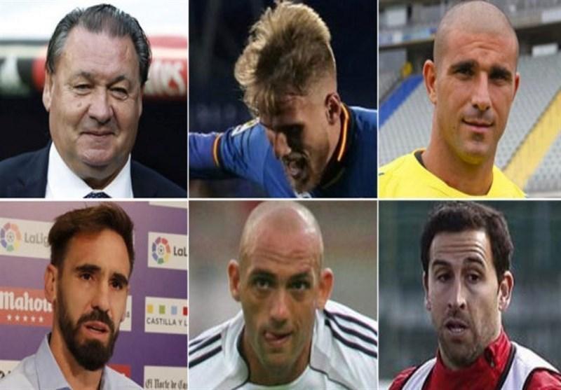 دستگیری بازیکن سابق رئال مادرید و رئیس باشگاه اوئسکا به اتهام شرط بندی