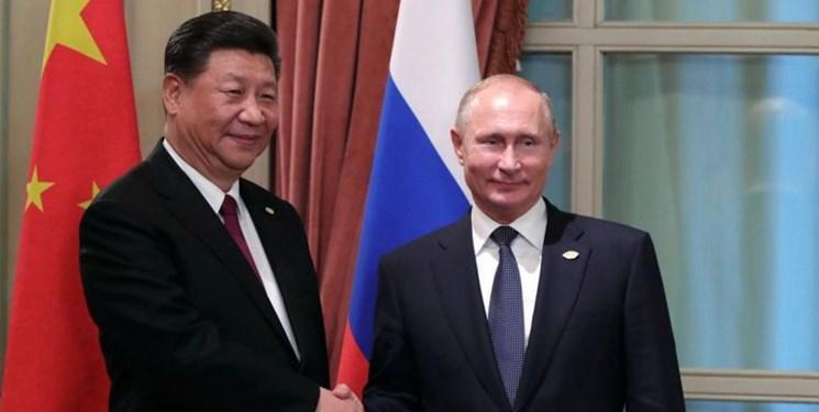 رئیس جمهور چین به روسیه می رود