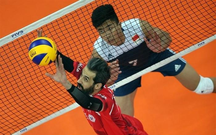 لیگ ملت های والیبال 2019؛ ایران - چین، نیم نگاه شاگردان کولاکوویچ به صدر جدول لیگ ملت های والیبال