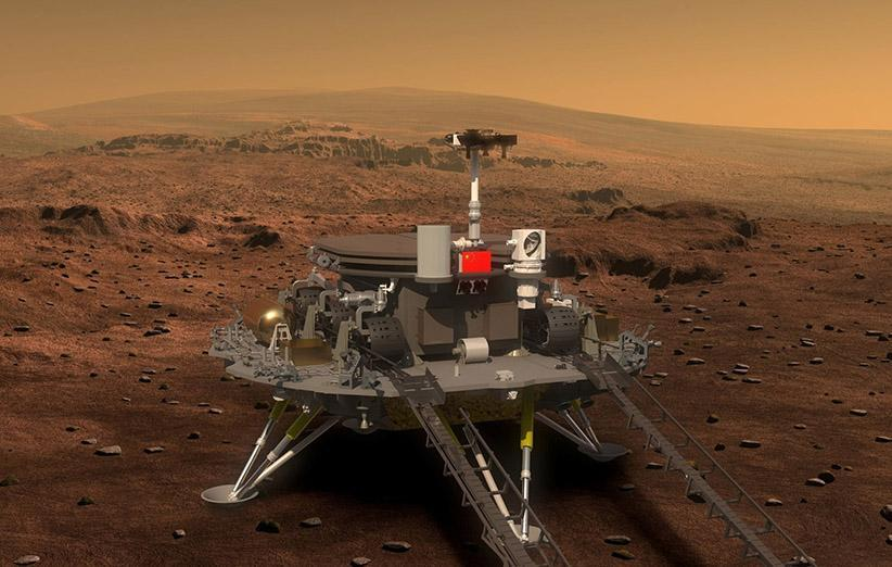فضاپیمای چینی ها برای سفر به مریخ در سال 2020 آماده می گردد