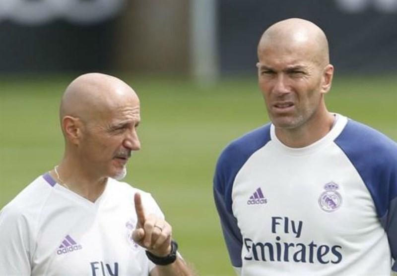 مربی رئال مادرید به خاطر اختلاف با زیدان راهی اینتر می گردد