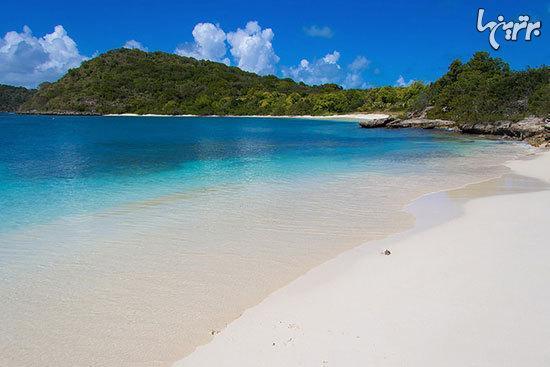 30 تا از بهترین و زیباترین ساحل های جهان