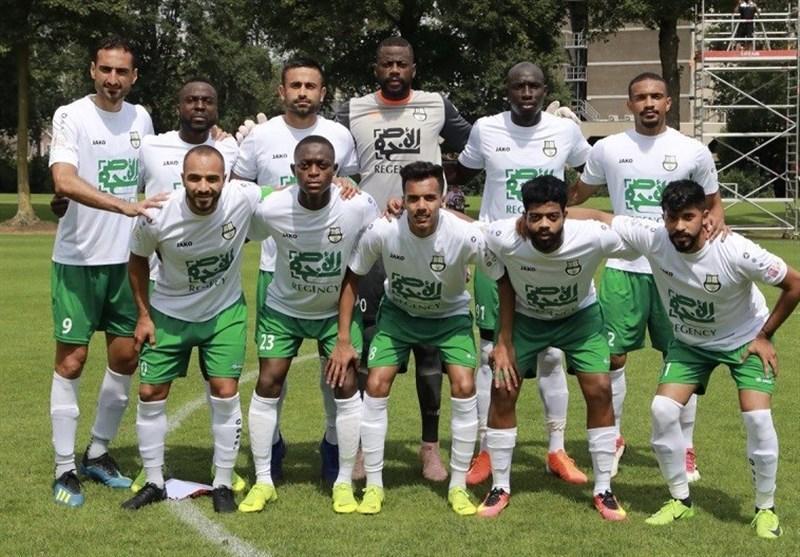 آماده سازی امید ابراهیمی و یارانش برای لیگ ستارگان قطر در هلند