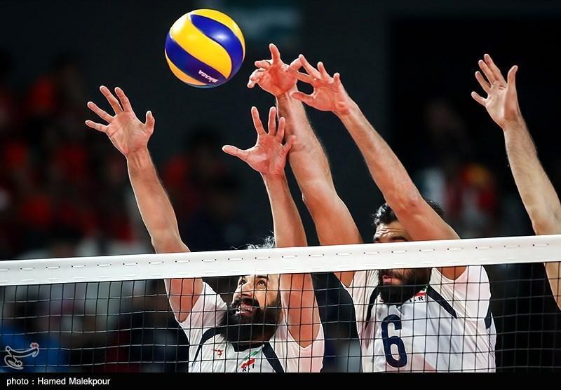 دیدار محبت آمیز والیبال، ایران مقابل کانادا مغلوب شد، سومین پیروزی متوالی آمریکا