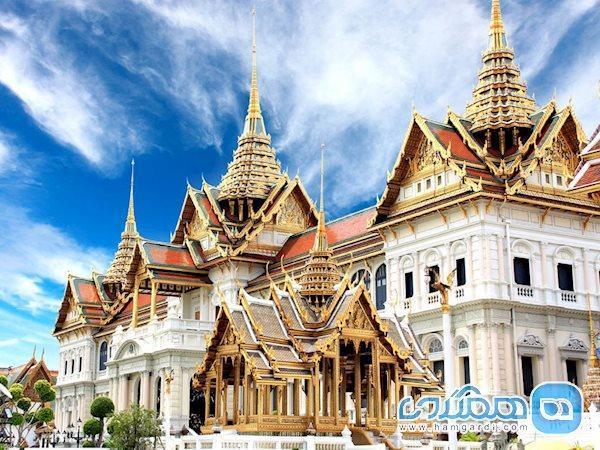 قصر بزرگ تایلند ، شکوه و جلال پادشاهان سرزمینی آسیایی