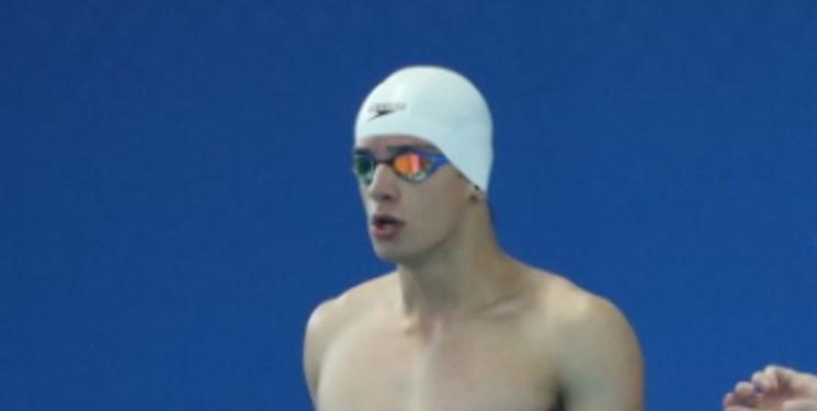 رقابت های شنا کسب سهمیه المپیک سنگاپور؛ صعود غلامپور به فینال 100 متر آزاد
