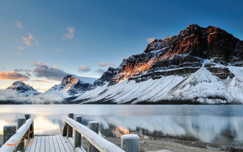 معرفی و تصاویری از نفس گیرترین پارک های ملی کانادا