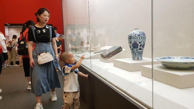بازگشت 15 اثر ایرانی از چین، بیش از دو میلیون نفر شکوه تمدن های آسیا را دیدند
