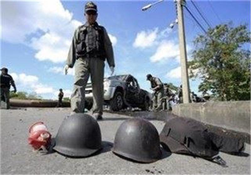 2 کشته در انفجار بمبی در جنوب تایلند