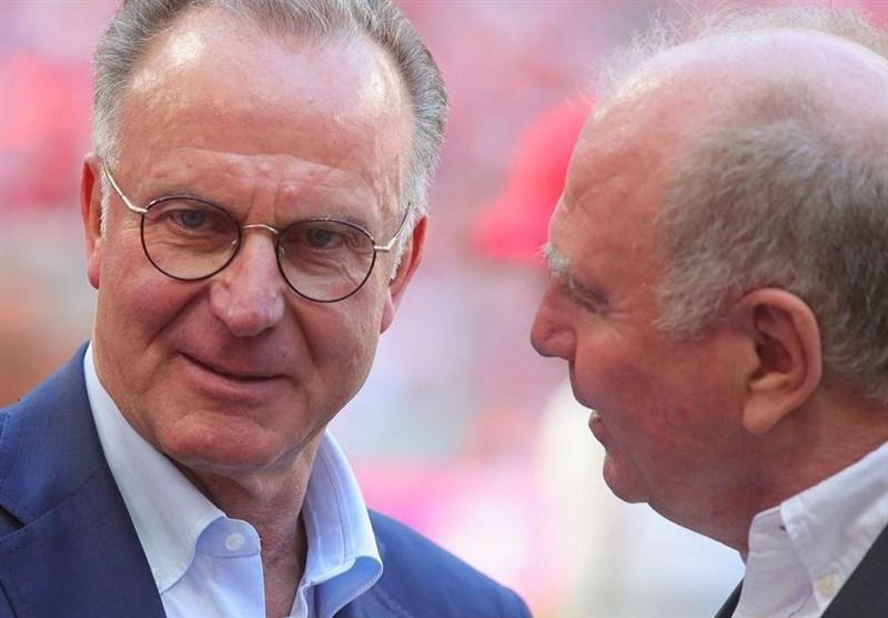 عضو هیئت رئیسه باشگاه بایرن مونیخ: هوینس به خاطر اختلاف با رومنیگه نمی خواهد بماند