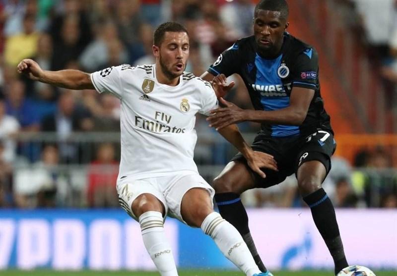 لیگ قهرمانان اروپا، رئال مادرید از شکست خانگی فرار کرد، آتالانتا در ایتالیا بازنده شد