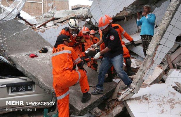 اندونزی برای امداد به قربانیان سولاوسی خواهان یاری جهانی شد