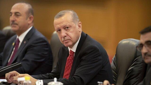 اتهام جدید به اردوغان