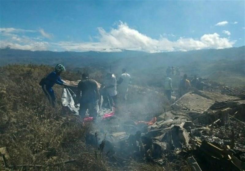 سقوط هواپیما در اندونزی 13 کشته برجا گذاشت
