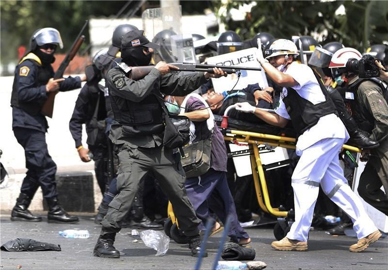 زخمی شدن 24 نفر در انفجار دیگری در پایتخت تایلند
