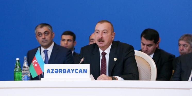 انتقاد شدید رئیس جمهور آذربایجان از ارمنستان بابت تخریب مساجد