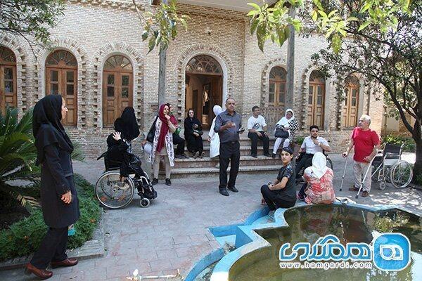 مناسب سازی تاسیسات گردشگری کشور برای معلولان و جانبازان