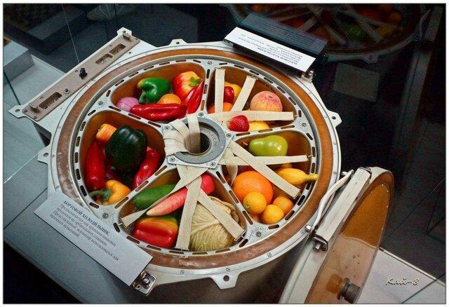 لذت چشیدن طعم زمینی میوه ها در فضا