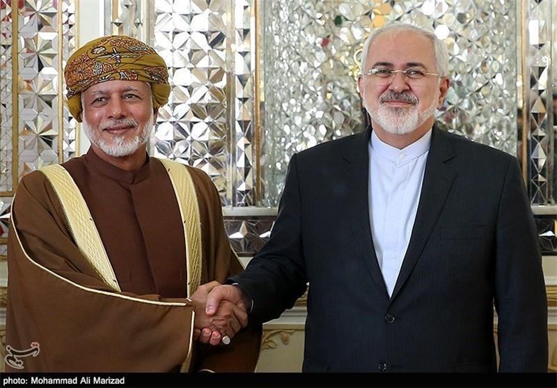 ظریف: سقفی برای روابط با عمان قایل نیستیم، بن علوی: اطلاع دقیقی از دارایی های ایران در عمان ندارم