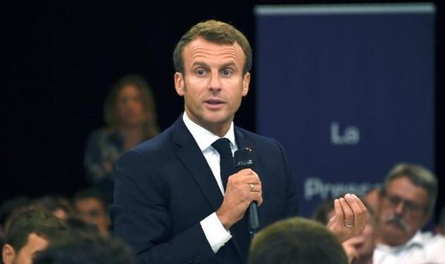 درخواست تبلیغاتی ماکرون از سعودی ها درباره سلاح های فرانسوی