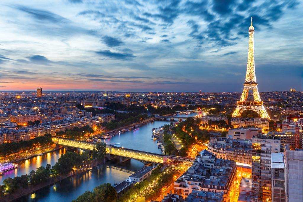 جاذبه های گردشگری پاریس در 3 دقیقه Paris