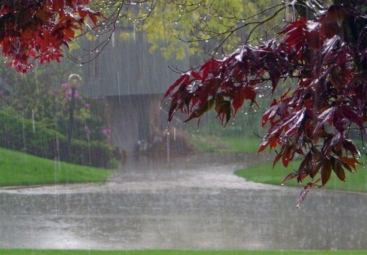 پیش بینی باران 3 روزه در 23 استان