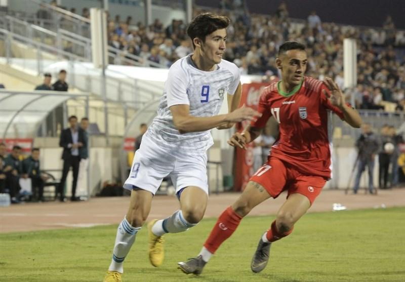 تساوی تیم فوتبال امید مقابل اندونزی در دیداری محبت آمیز