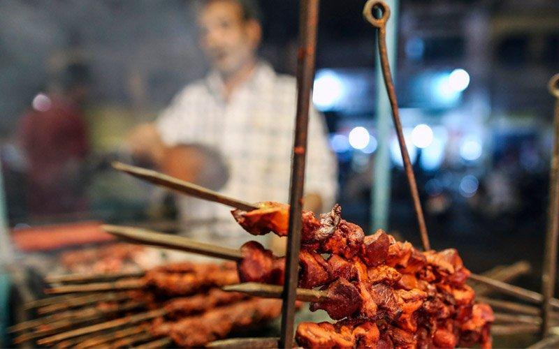 نکات بسیار مهم برای صرف غذاهای خیابانی در هند