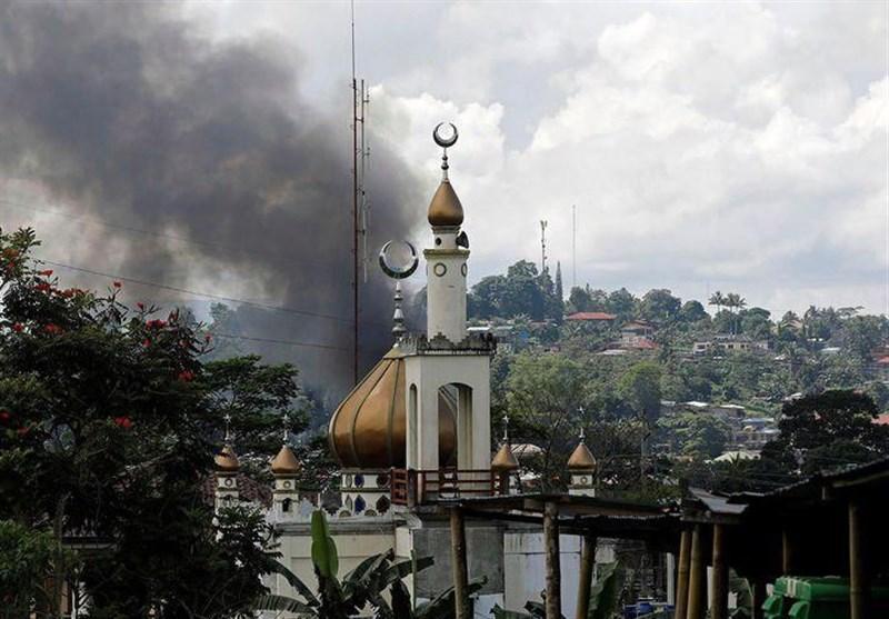 1200 تروریست داعشی در فیلیپین فعالیت می کنند
