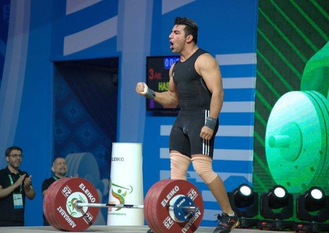 علی هاشمی: نمی خواهم حسرت مدال المپیک 2020 به دلم بماند