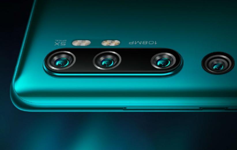 شیائومی مشخصات دوربین پنج گانه Mi CC9 پرو را فاش کرد