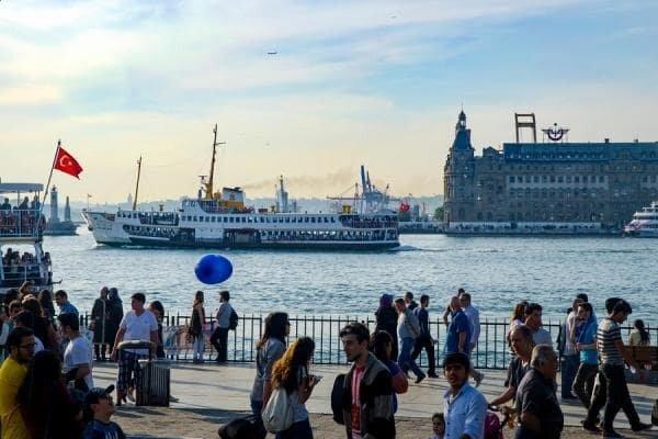 چه تعداد ایرانی سال جاری به ترکیه سفر کردند؟ ، شهروندان کدام کشورها بیشتر به ترکیه سفر می نمایند؟ ، رکوردهایی که در گردشگری ترکیه زده شد