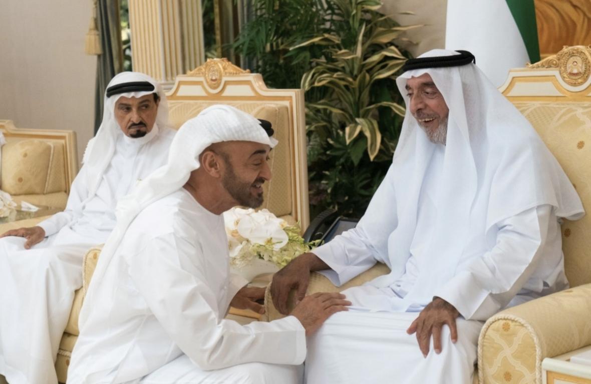 انتخاب ریاست جدید امارات متحده عربی