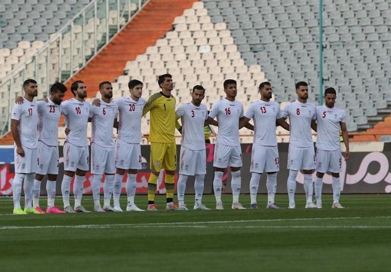 ترکیب تیم ملی فوتبال ایران برای مصاف با عراق اعلام شد