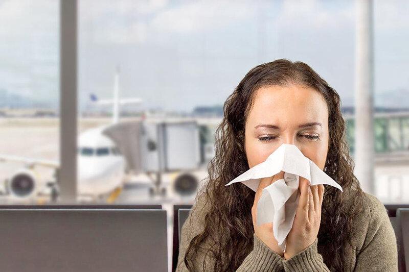 آلوده ترین جای هواپیما کجاست؟ ، راه های مبارزه با ویروس آنفلوانزا در سفرهای هوایی