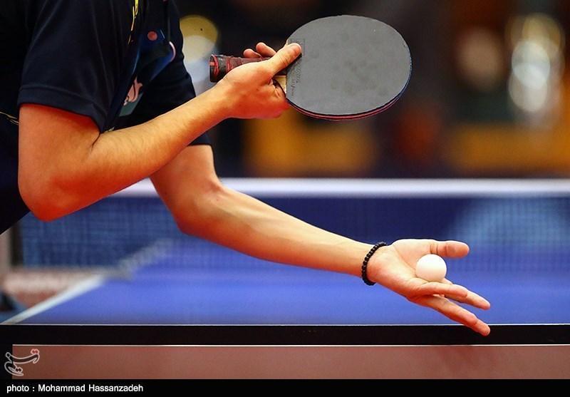 حاجی ئی قهرمان دور سوم مسابقات تنیس روی میز تور ایرانی شد