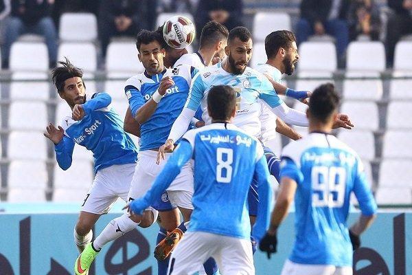 تساوی استقلال برابر پیکان در نیمه اول، حسینی مانع از شکست شد